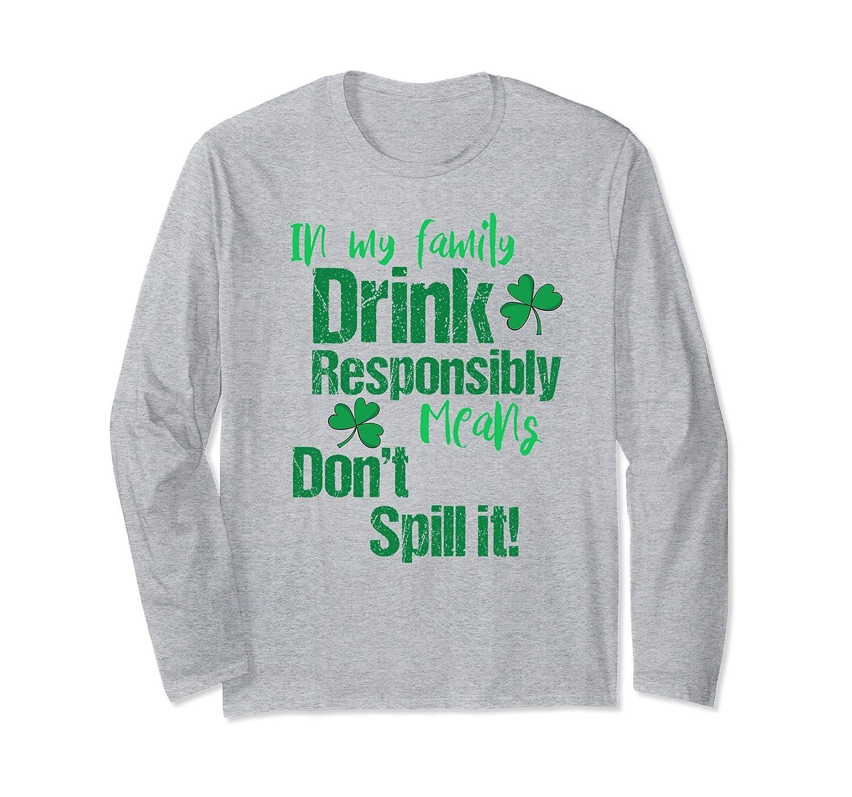 2018 Funny St Patricks Drinking