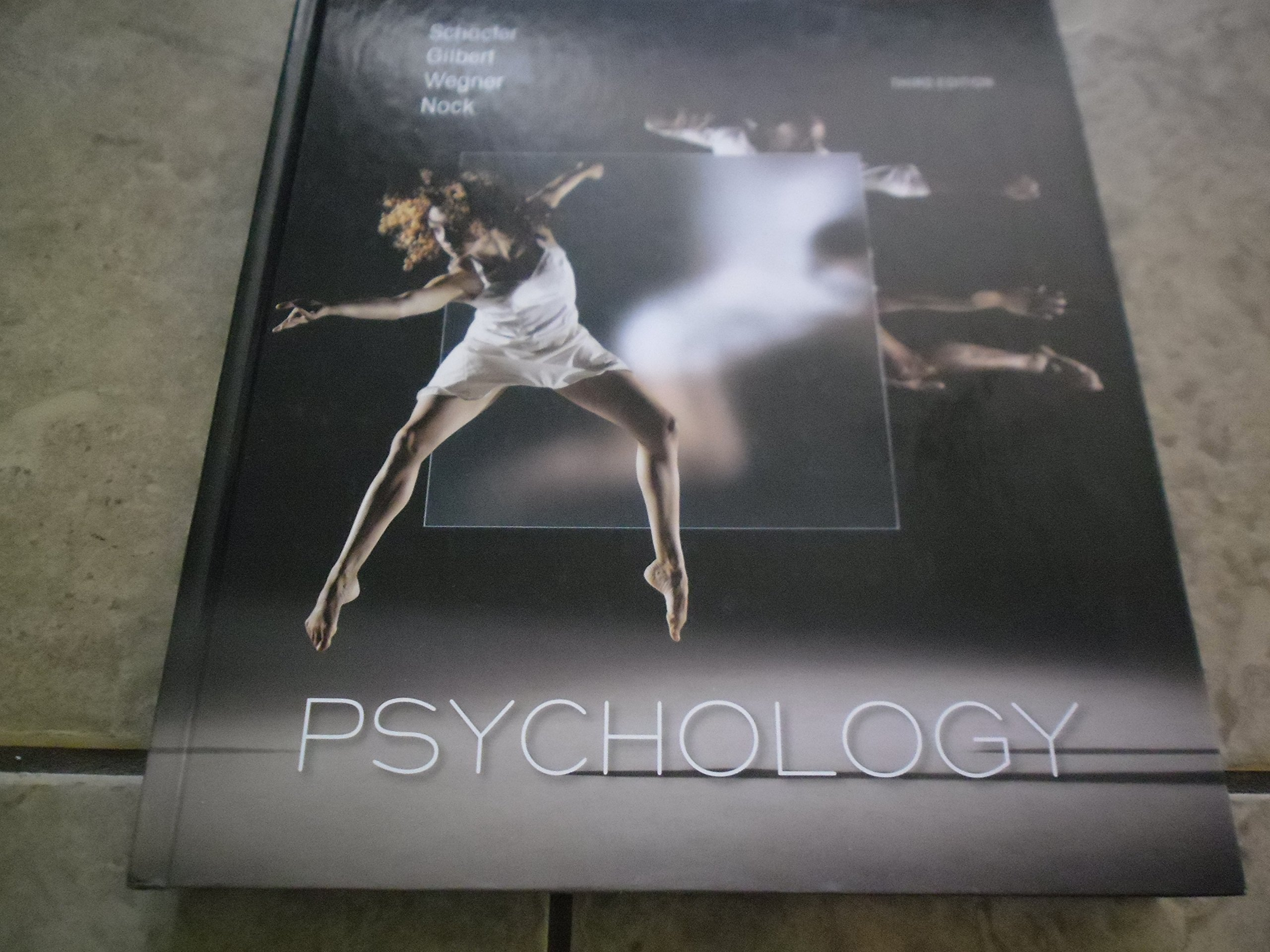 Image for Psychology Third Edition (w/out PsychPortal Access Card COMP COPY)