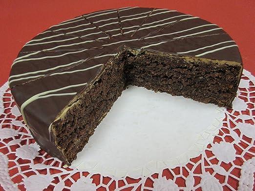 Schoko Nuss Kokos Torte Vegan Amazon De Lebensmittel Getranke