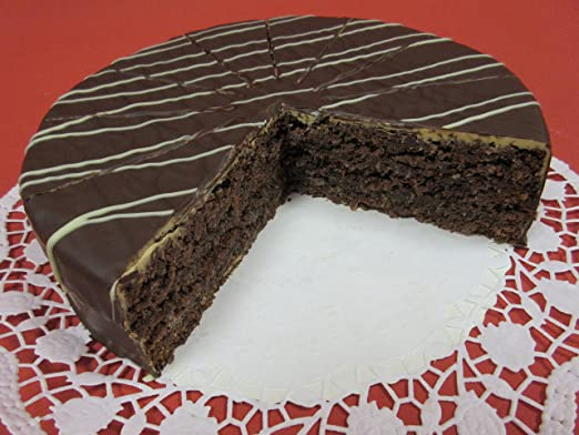 Schoko Nuß Kokos Torte Vegan Amazonde Lebensmittel Getränke