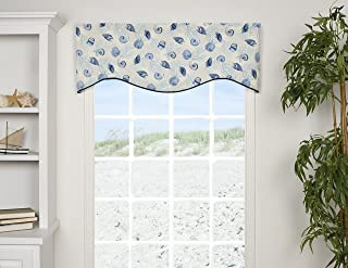 product image for Victor Mill Barbados Shaped Valance