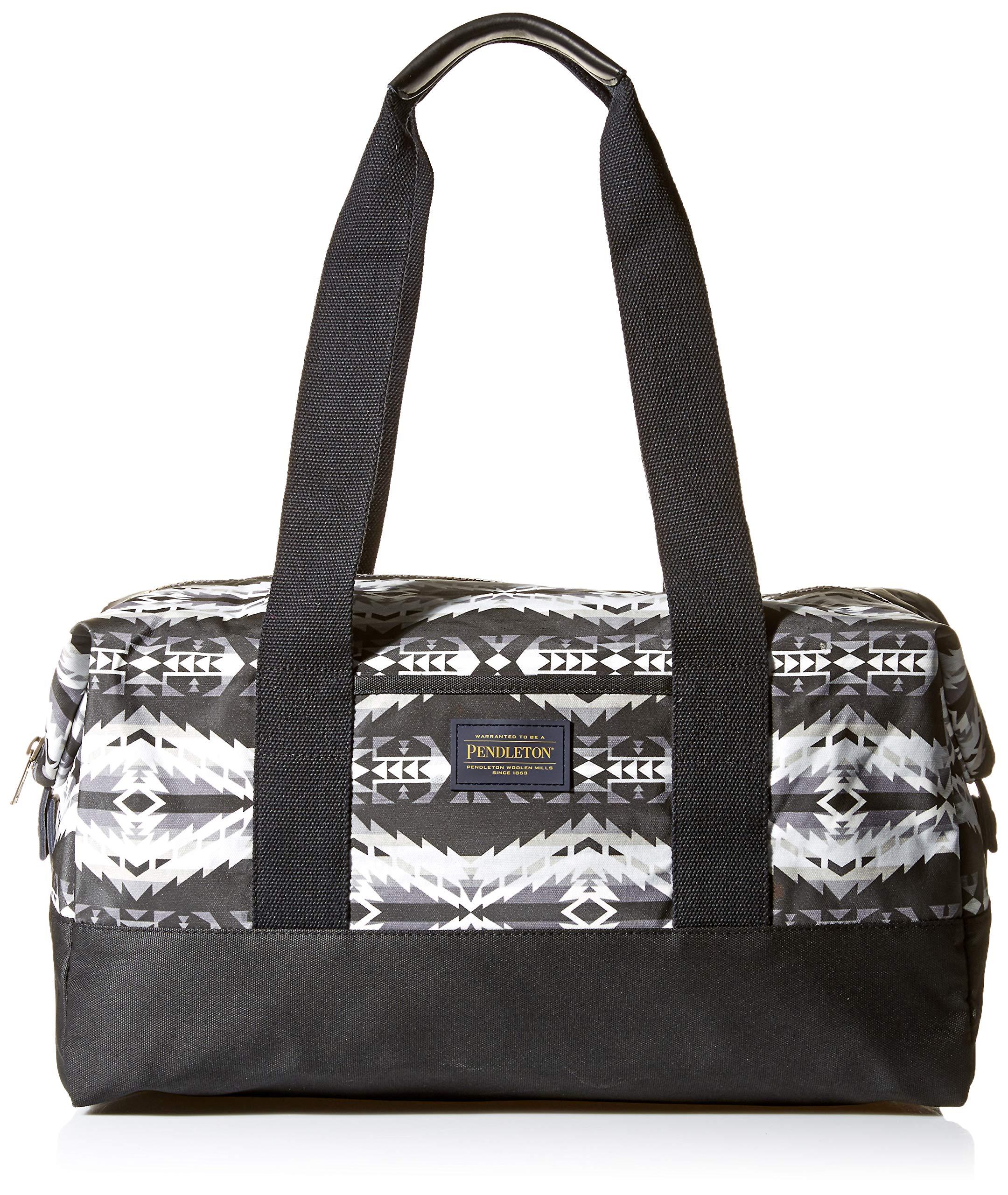 Pendleton Men's Canopy Canvas Weekender Duffel Bag, Hawkeye-54475, One Size