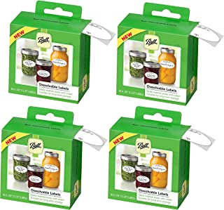 product image for Ball Dissolvable Canning Labels, 60 Count Each Box (4 PACK)