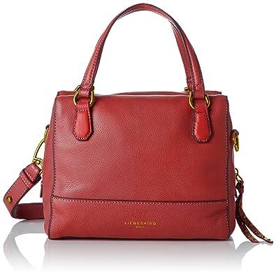 Liebeskind Berlin Detroit Milano Womens Handbag Rot Gang