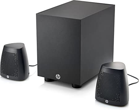 Review HP Wired Speakers and