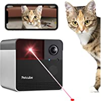 [New 2019] Petcube Play 2 Wi-Fi Pet Camera with Laser Toy & Alexa Built-In, for Cats & Dogs.…