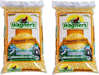 product image for Wagner's 18542 Cracked Corn, 10-Pound Bag (Тwo Рack)