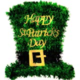 St. Patrick's Day Tinsel Leprechaun Hat