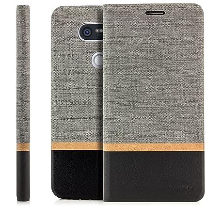 Zanasta Designs Funda LG G5 Case Cubierta Carcasa Flip Cover ...
