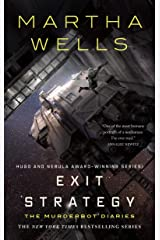 Exit Strategy: The Murderbot Diaries Kindle Edition