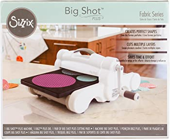 Sizzix Big Shot Plus Fabric Series Starter Kit