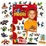 Lego Mixels Temporary Tattoos 75 count - Party Favors/Rewards