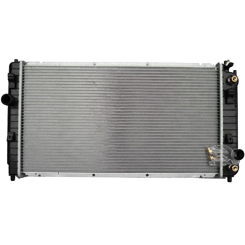 ocpty 2039 nuevo radiador de aluminio 97 - 98 Chevy Malibu Base/LS L4 V6: Amazon.es: Coche y moto