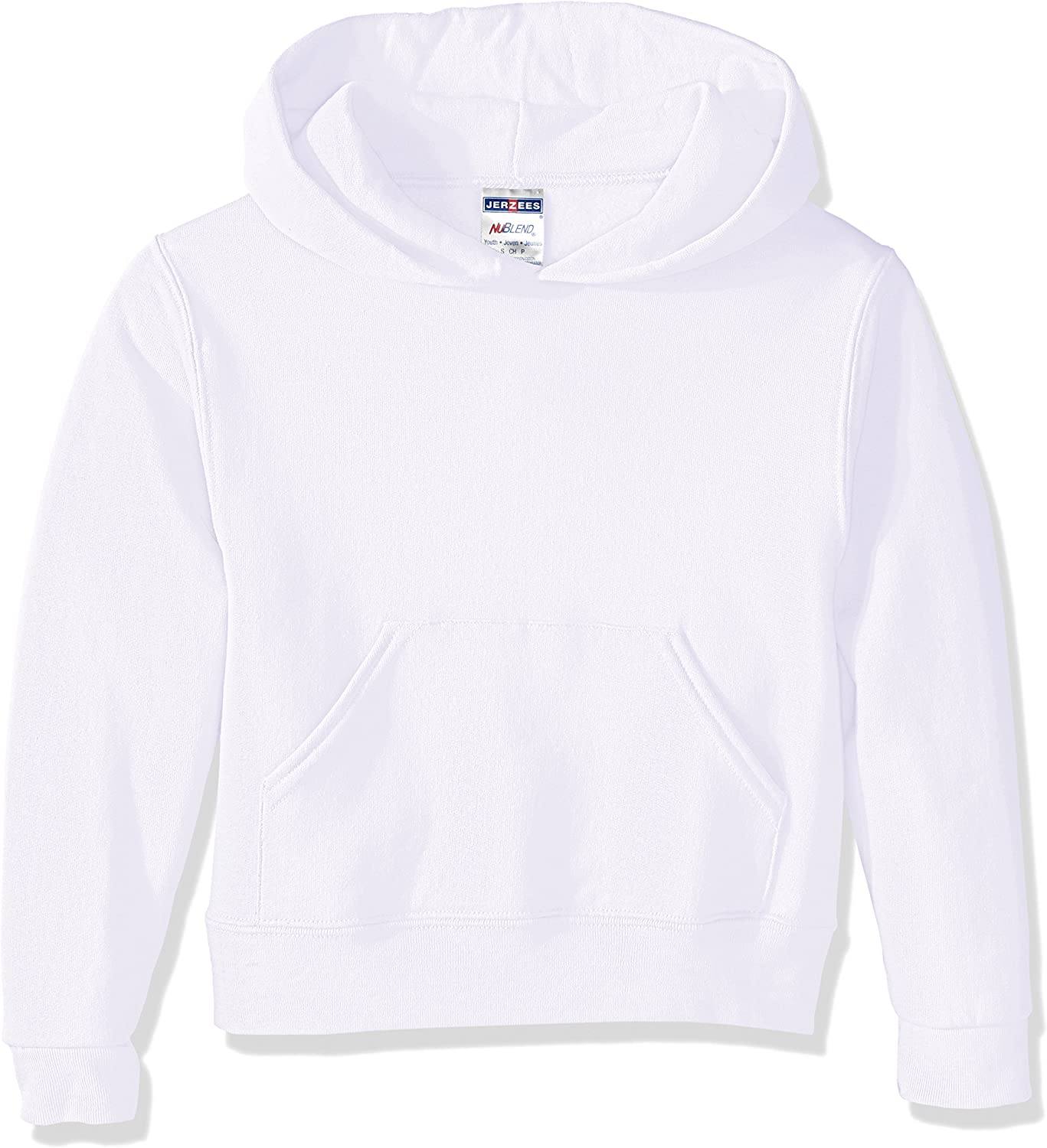 Jerzees Boys' Big Youth Pullover Hood: Clothing