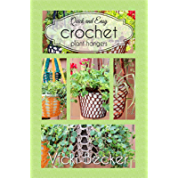 Crochet Plant Hangers (Quick and Easy Crochet) (English Edition)