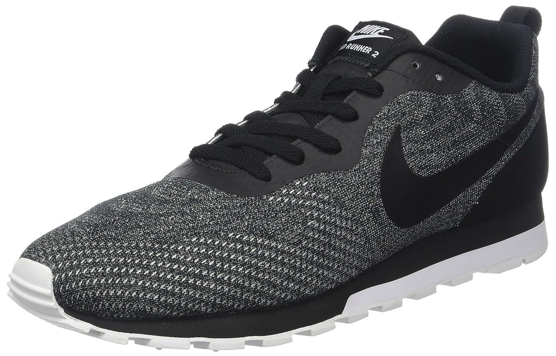 TALLA 40.5 EU. Nike MD Runner 2 Eng Mesh, Zapatillas de Running para Hombre