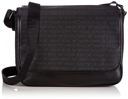 Armani Jeans Shoes   Bags DE06212J4 - Borsa a Tracolla Uomo a08df3c40d2
