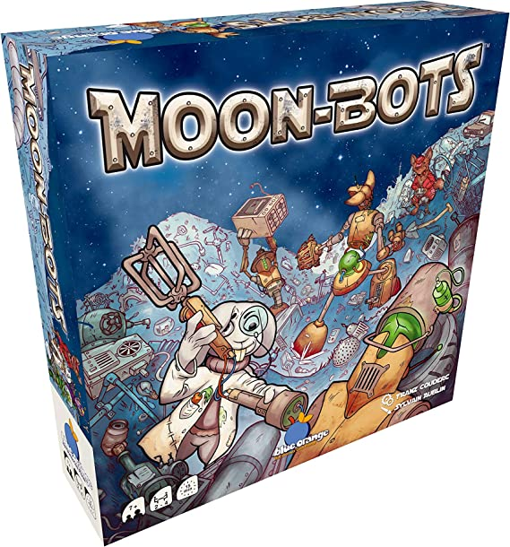 Blue Orange- Moon Bots, Color No, 4000355: Amazon.es: Juguetes y juegos