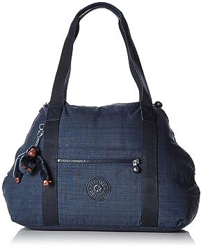 ad595def0 Kipling - ART M - Bolsa de viaje - Dazz True Blue - (Azul): Amazon.es:  Equipaje