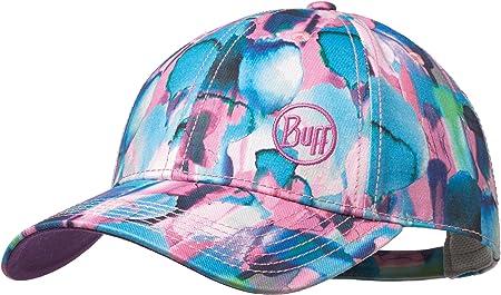 Buff Baseball Cap + UP Ultrapower Paño Tubular   Gorra de béisbol   Banda de Sudor Interior Tamaño Ajustable Poppis Multi - 117199.555.10.00: Amazon.es: Deportes y aire libre