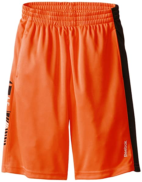 eaedcaa43b40 Amazon.com  Reebok Boys  Performance Sport Short  Clothing