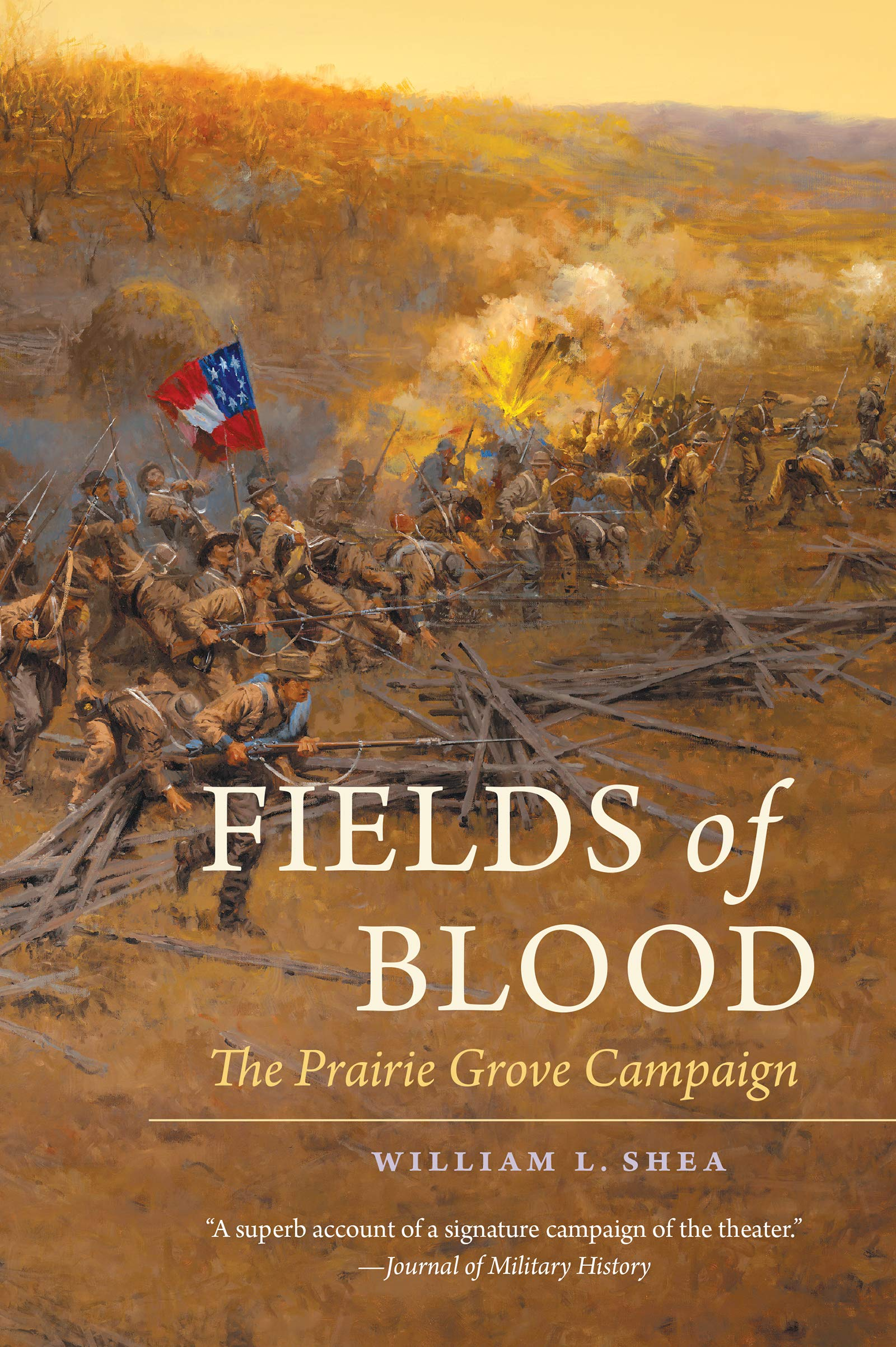 Blood on the Prairie Sesquicentennial Edition