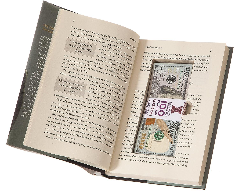 bookrooks reciclado hueca caja de caudales libro con cierre ...