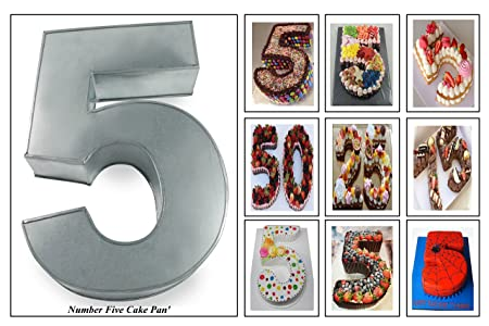 Review Euro Tins Numeric cake
