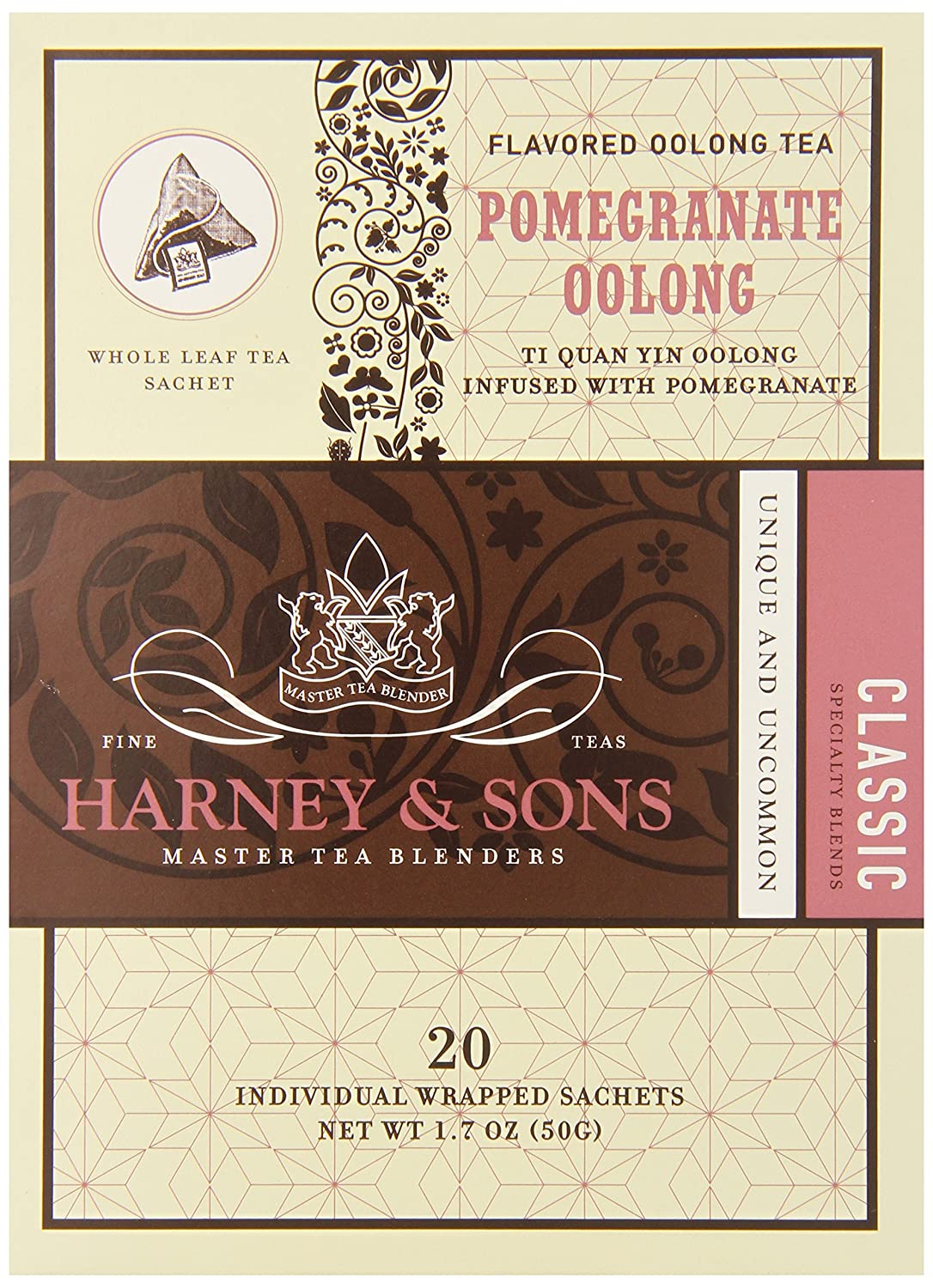 Harney and sons uk suppliers