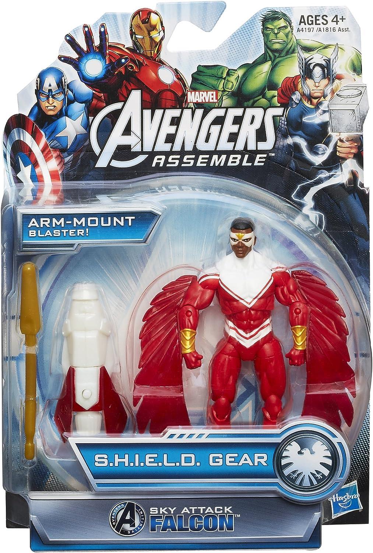 Marvel univers 3.75 Figure Comic Falcon complet et excellent
