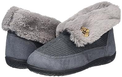 4c7c266bab Amazon.com   PADDERS Women's Eden Bootee Slipper   Slippers
