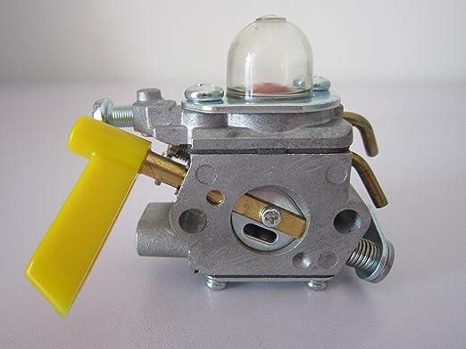 Carb carburador para Homelite Ryobi desbrozadora ZAMA C1UH60 ...