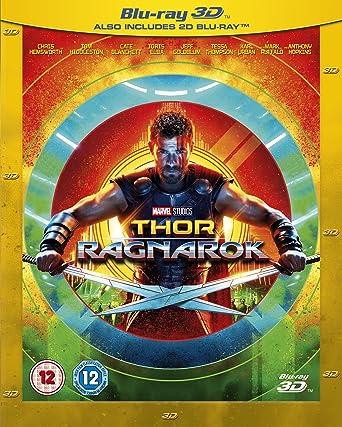 Re: Thor: Ragnarok 3D CZ (2017)
