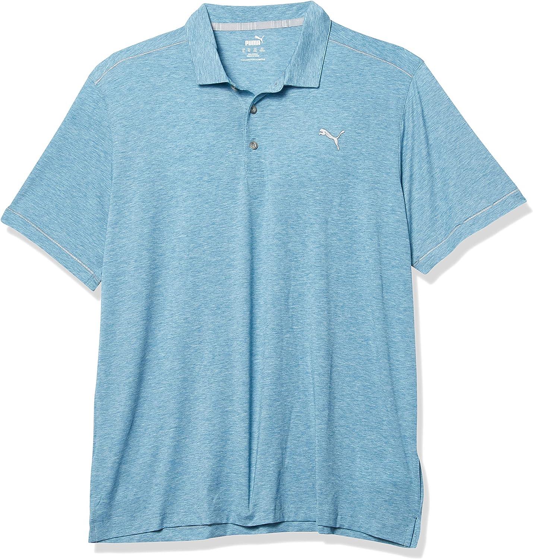 PUMA Men's Golf Oklahoma City Mall Max 82% OFF 2020 Polo Rancho