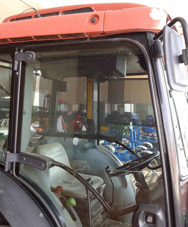 Cortina Solar para Tractor 47x49 cm, 2 Unidades Cortinas DESOL SL