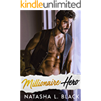 Millionaire Hero (Freeman Brothers Book 4) book cover