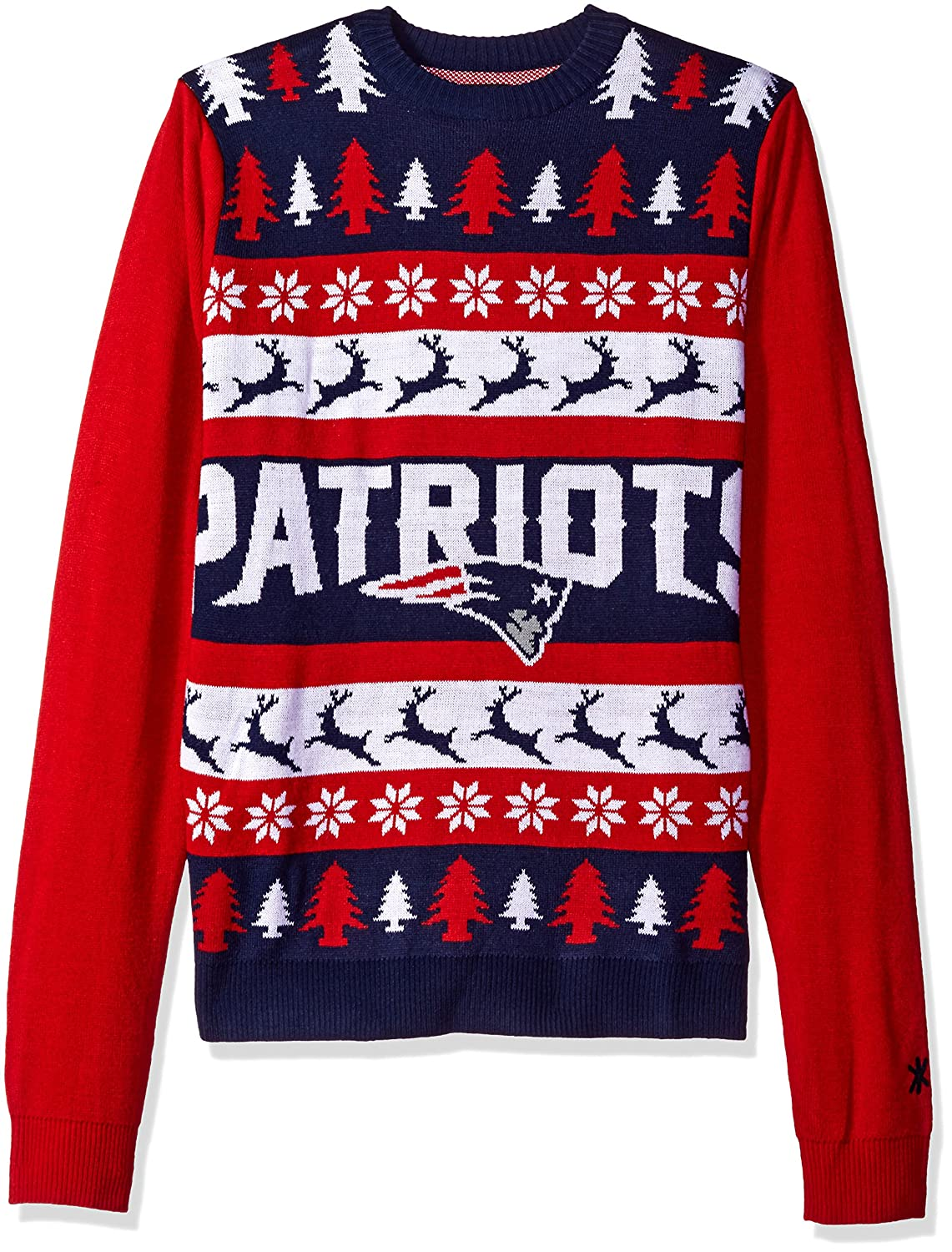 NFL One Too Many Ugly Sweater Foco SWTNFUGYWMBRVL-P