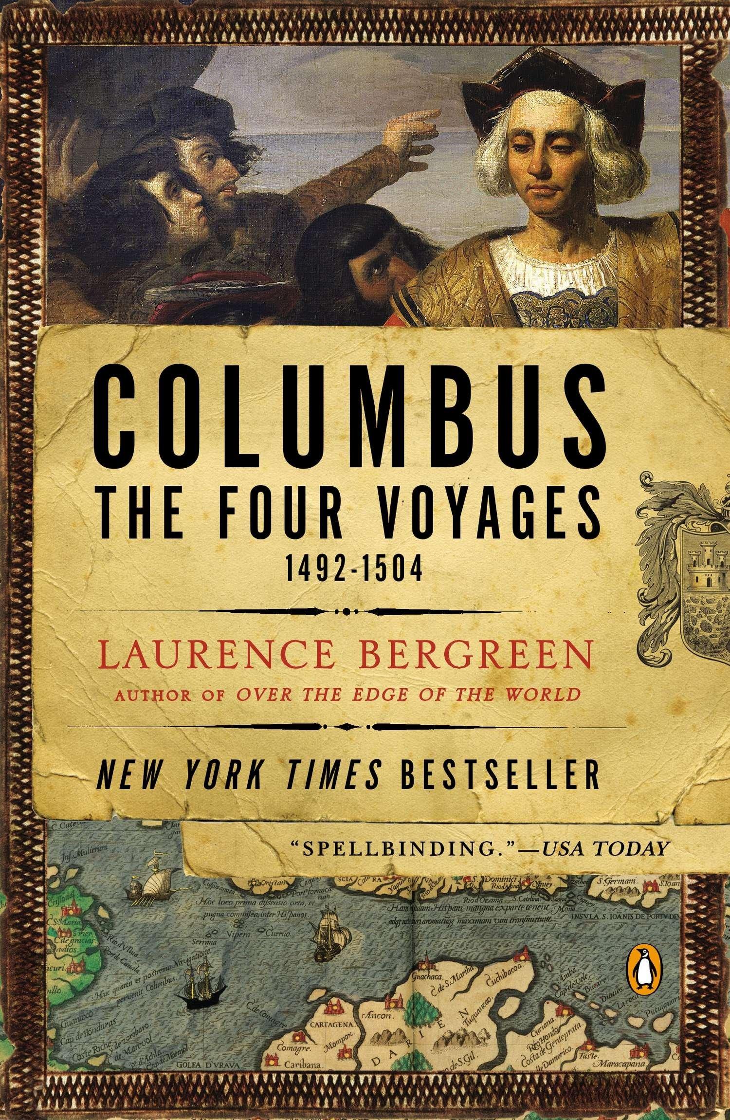 amazon com columbus the four voyages 1492 1504 9780143122104