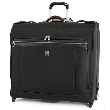 76df50ecc Amazon.com | Travelpro Platinum Magna 2 Rolling Garment Bag, 50-in., Black  | Garment Bags
