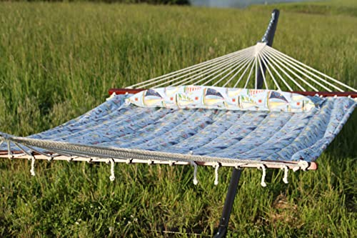 Pebble Lane Living Premium All Weather Fast Drying Hammock with Pillow
