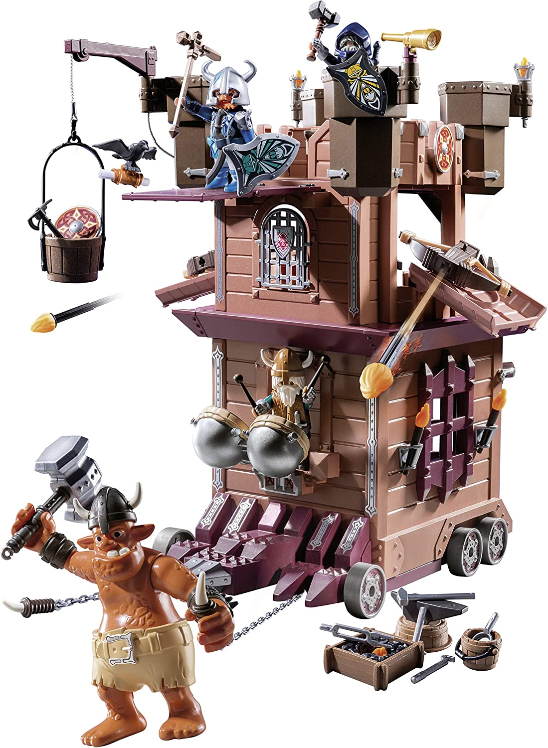 Playmobil Mobile Dwarf Fortress ONLY $39.49 SHIPPED at Amazon (Reg $85)