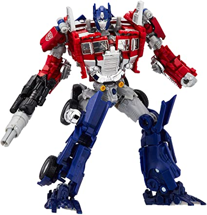 "Transformer Of Extinction Voyager Optimus Prime Evasion 7/"" Action Figure Toys!"
