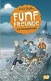 Fünf Freunde auf Schmugglerjagd (Einzelbände 4)