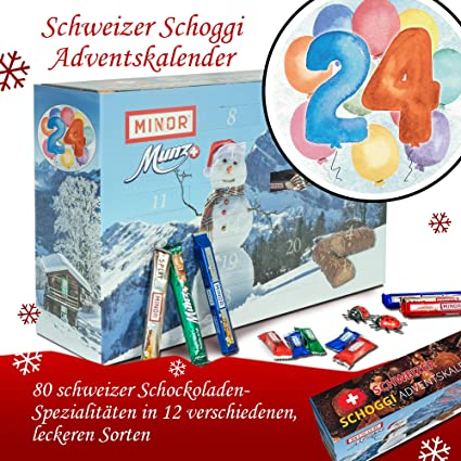Geschenkideen Für Weihnachtskalender.Geschenke Zum 24 Weihnachtskalender Adventskalender Süßigkeiten
