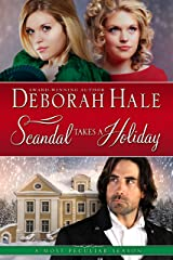 Scandal Takes a Holiday Kindle Edition