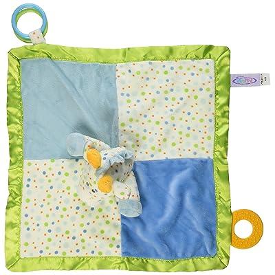 Mary Meyer Little Stretch Giraffe Activity Character Blanket : Baby