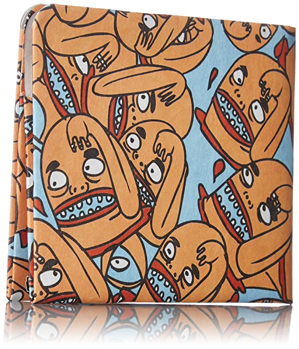 Amazon.com: Paperwallet Twerps! Tyvek Wallet by MISHKA, Art by Twerps, NY - Unisex, Vegan & 100% Recyclable: Shoes
