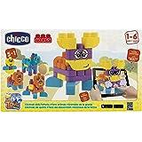 Chicco Eğitici Bloklar Hayvanlar Çok Renkli, 40 Parça
