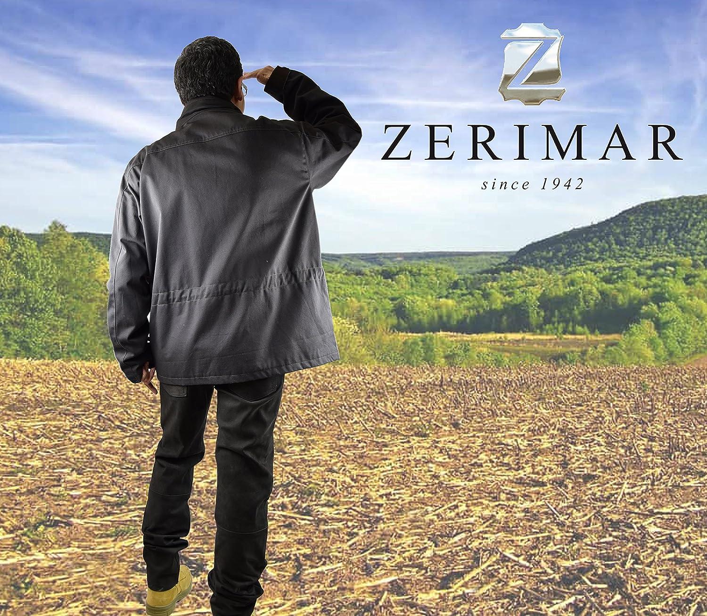Zerimar Pantalones Caza| Pantalones Caza antiespinos| Pantalones Caza Invierno| Pantalones de Trabajo Color marrón Talla M: Amazon.es: Deportes y aire libre