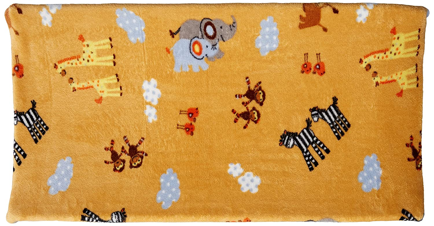 Amazon.com: Lambs & Ivy Changing Pad Cover, S. S. Noah: Baby